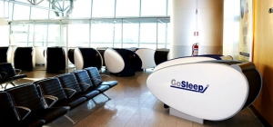 "GoSleep, ""πάρτε"" έναν υπνάκο στο αεροδρόμιο!!"