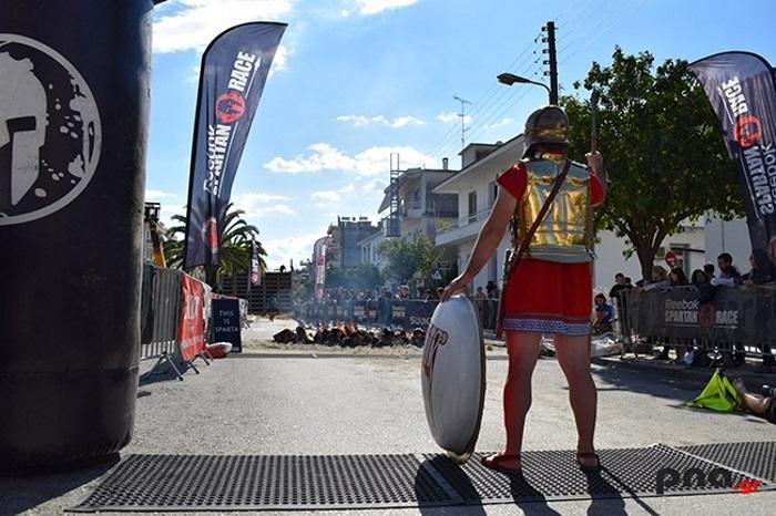To Spartan Race επιστρέφει για δεύτερη φορά στη Σπάρτη (video - pics)