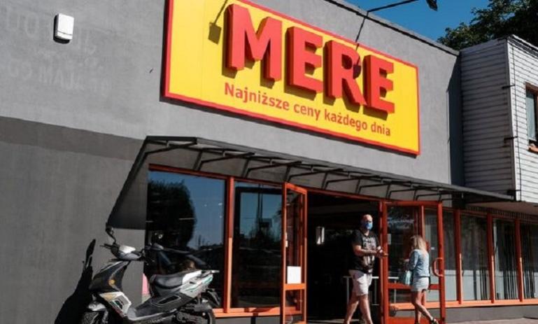 Σε Αθήνα, Τρίπολη, και Λάρισα πιθανόν τα πρώτα σούπερ μάρκετ Mere