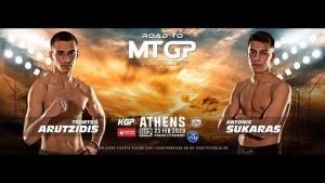 Τρίπολη: Έτοιμος ο Αντώνης Συκαράς για τον 1ο του αγώνα σε επαγγελματική διοργάνωση