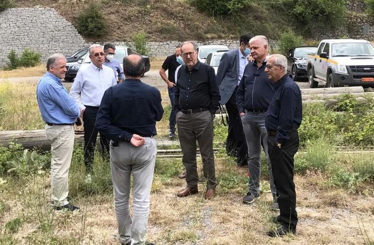 Π. Νίκας: H Περιφέρεια θα συνδράμει για να λειτουργήσει και πάλι το μουσείο δασικής ιστορίας του Μαινάλου, στο Χρυσοβίτσι