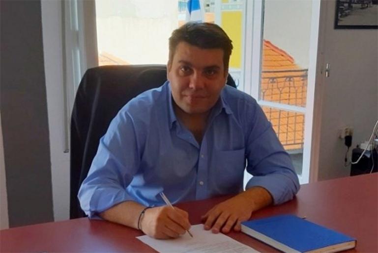 Συνάντηση Νικόλαου Γιαννακόπουλου με τον Υπουργό Εσωτερικών κ. Μάκη Βορίδη