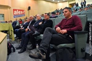 Βραβεύσεις της ΕΑΣ ΣΕΓΑΣ Περιφέρειας Πελοποννήσου