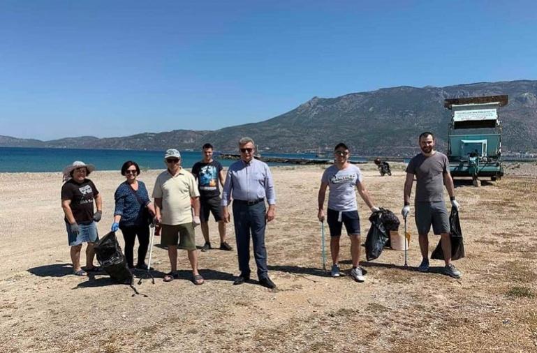 Πλήρης αναβάθμιση των παραλιών του Δήμου Κορινθίων (pics)