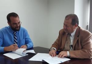 Προγραμματική σύμβαση για την βελτίωση των οδών πρόσβασης προς δύο Ιερές Μονές της Αιγιάλειας