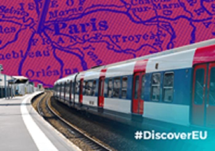 DISCOVER EU: 15.000 Ταξιδιωτικές κάρτες στη διάθεση των νέων για να εξερευνήσουν την Ε.Ε. το καλοκαίρι