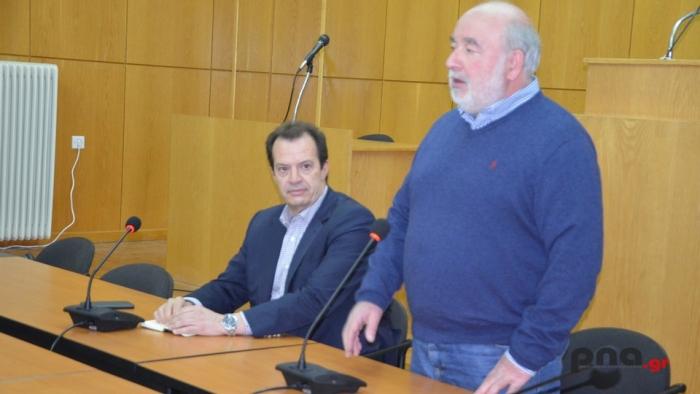 Συνάντηση Γιώργου Δέδε με στελέχη του ΣΥΡΙΖΑ Αρκαδίας (video - pics)