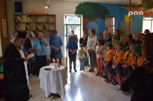 Αγιασμός για τη νέα προσκοπική χρονιά στην Τρίπολη (video - pics)