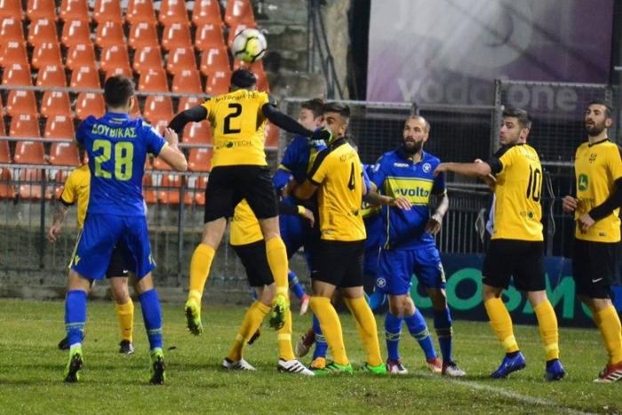 Νίκη και πρόκριση στους 16 του Κυπέλλου για τον Αστέρα Τρίπολης