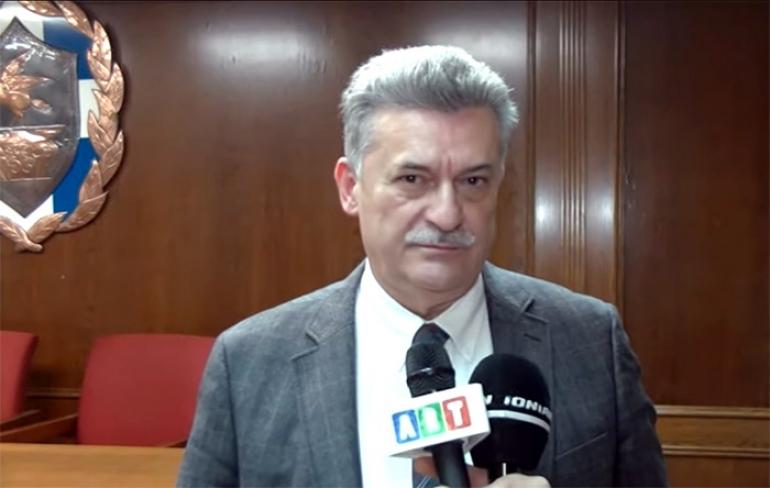 Βασίλης Νανόπουλος: «Διοικητής έρχεται στην ανοιχτή δομή, δεν έρχονται μετανάστες  κ.Πνευματικέ!»