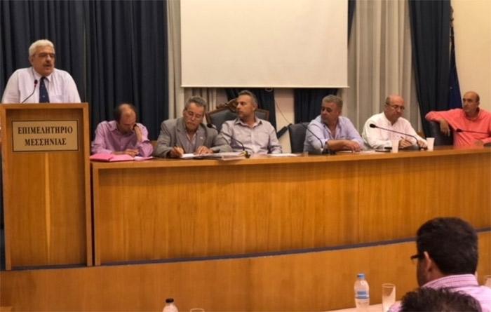 Πρόθεση για συνεργασία Επιμελητηρίου Μεσσηνίας και Τ.Ε.Ι. Πελοποννήσου