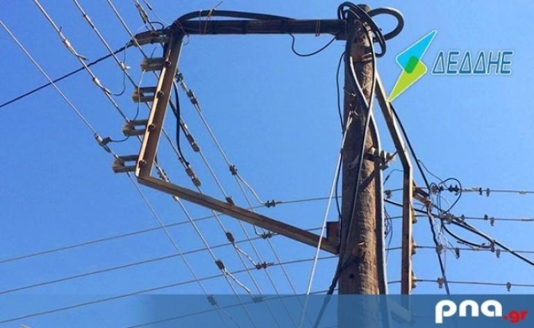 Διακοπή Ηλεκτροδότησης αύριο Πέμπτη στην Μεγαλόπολη