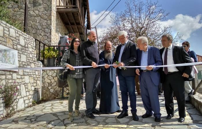"""Περιφερειάρχης Πελοποννήσου: """"Στόχος μας να αποτελέσουμε την Ευρωπαϊκή Περιφέρεια με το μεγαλύτερο δίκτυο πιστοποιημένων μονοπατιών"""""""