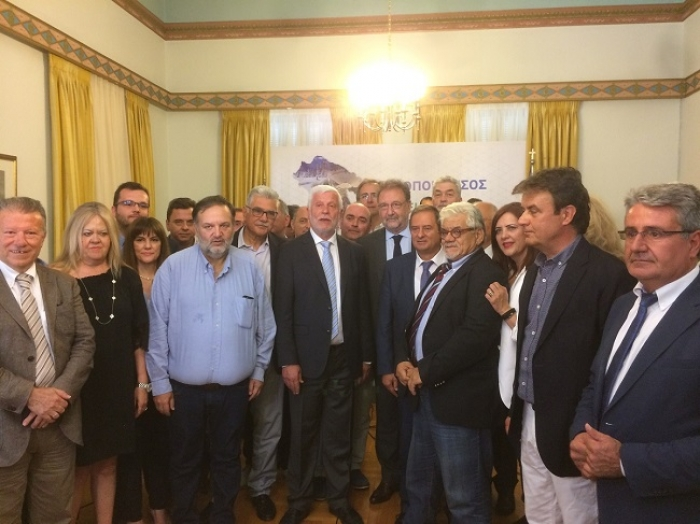 Πέτρος Τατούλης «Εγγυητής του μεγαλύτερου έργου στη χώρα η Περιφέρεια Πελοποννήσου»