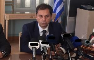 Νέα Πελοπόννησος: Υπουργός τουρίστας ο Υπουργός Τουρισμού Χάρης Θεοχάρης