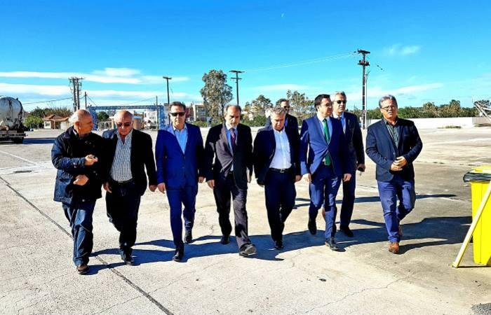 """Απόστολος Κατσιφάρας: """"Με 4,9 εκατομμύρια ευρώ βελτιώνουμε το λιμάνι της Κυλλήνης"""""""