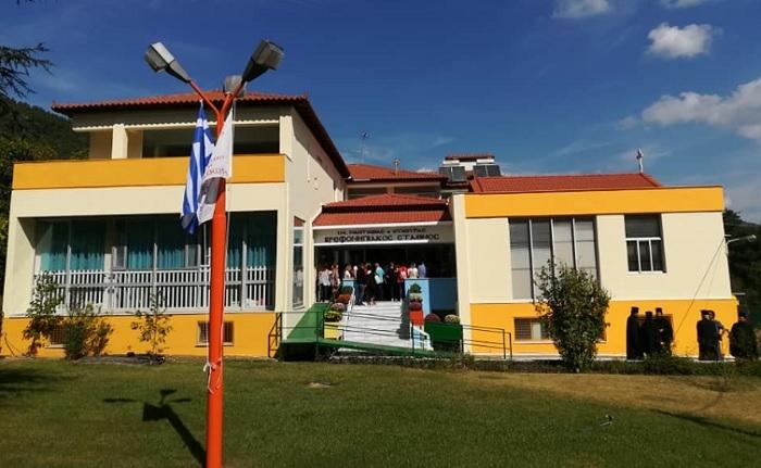 Eγκαίνια 2ου Βρεφονηπιακού Σταθμού της Μητροπόλεως στην Τρίπολη