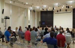 Συνεχίζει τις επισκέψεις στις έδρες των Περιφερειακών Ενοτήτων της Πελοποννήσου ο Παναγιώτης Νίκας