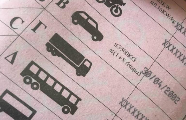 Τι ισχύει τελικά για τα Διπλώματα οδήγησης -  Όσοι έχουν δίπλωμα Ι.Χ θα οδηγούν και μηχανή?