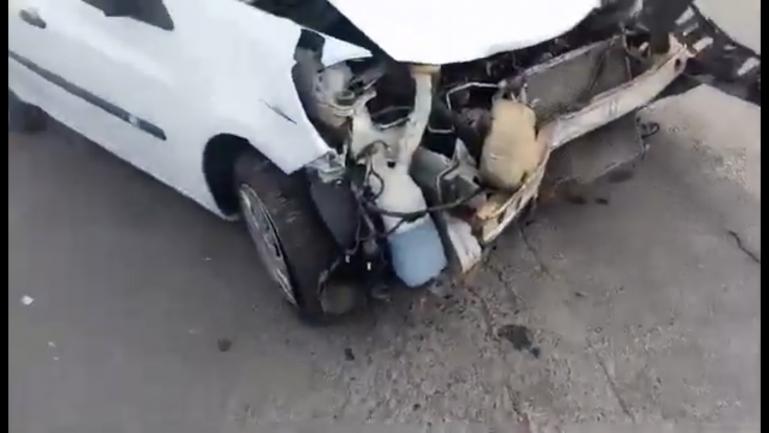 Τρίπολη 07/07- Ατύχημα στην Λεωφόρο ΟΗΕ