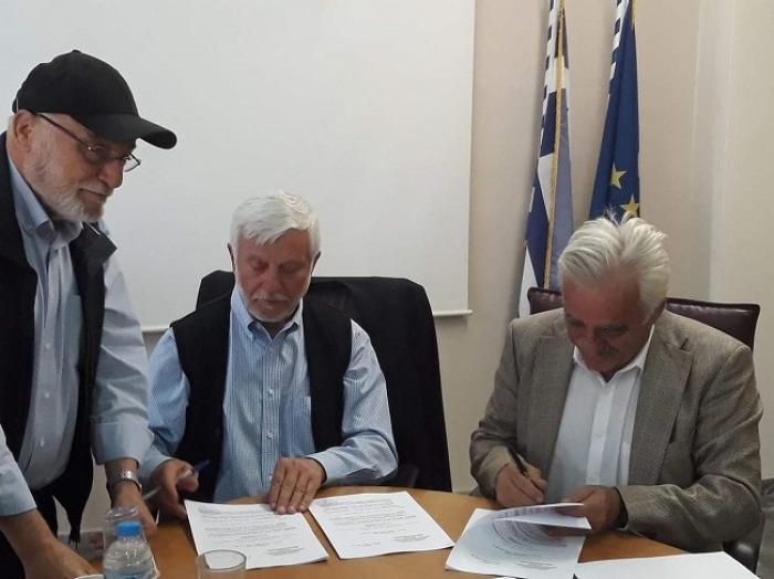 Περιφερειάρχης Πελοποννήσου «Σπουδαίο γεγονός για την Τριφυλία και τη Μεσσηνία η υπογραφή της σύμβασης του λιμανιού της Κυπαρισσίας»