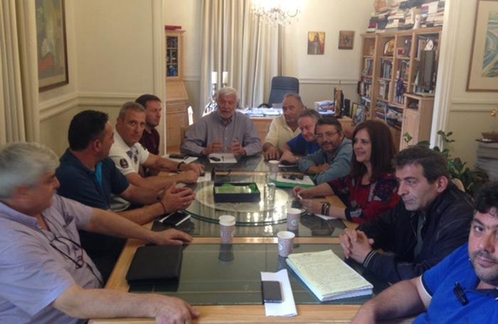 Στο πλευρό των εργαζομένων της ΔΕΗ ο Περιφερειάρχης Πελοποννήσου