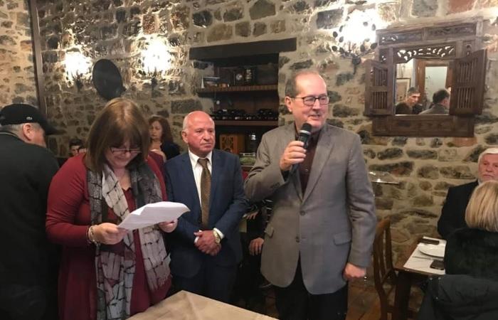 Ο υποφήφιος Περιφερειάρχης Π. Νίκας στην Τρίπολη για την κοπή της πίτας των ΑμεΑ Πελοποννήσου