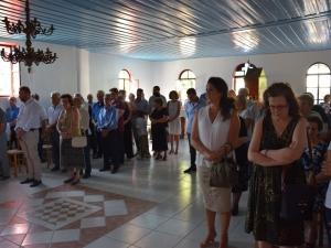 Γιόρτασε με μεγαλοπρέπεια τη μεγάλη γιορτή της Παναγίας το Θεόκτιστο Γορτυνίας (video - pics)