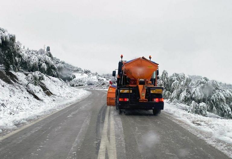 Κλειστά θα παραμείνουν τα σχολεία στους Δήμους Τρίπολης και Γορτυνίας και αύριο Τρίτη 19/01
