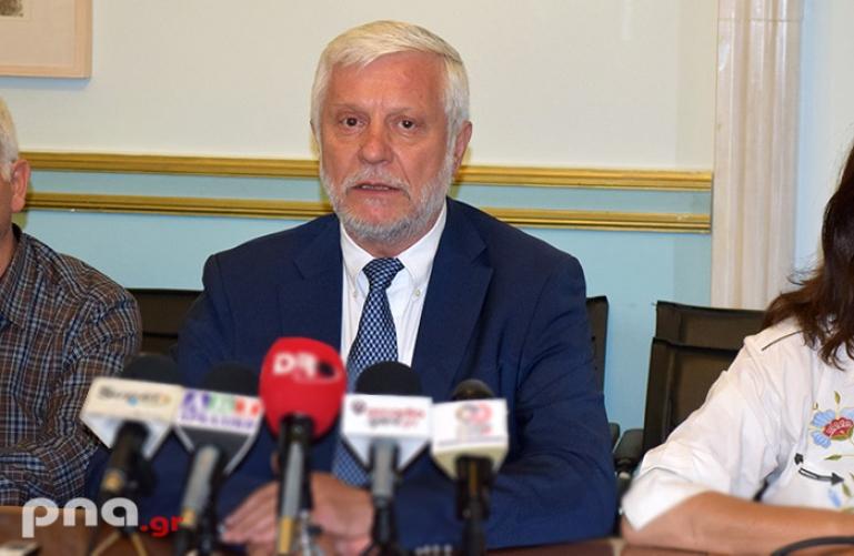 Πέτρος Τατούλης: Και «ψεύτης» και «κλέφτης» ο κ. Νίκας για τα έργα της Πελοποννήσου