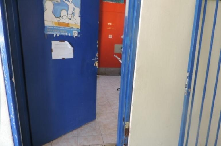 Βανδαλισμοί στο σχολικό συγκρότημα του πρώην Πολυκλαδικού στην Καλαμάτα