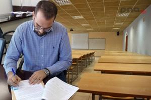Ν. Φαρμάκης: «Ούτε ένα παιδί χωρίς το σχολείο που του αξίζει!», 8 εκ.για την ενίσχυση των σχολικών υποδομών