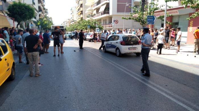 Σύγκρουση οχημάτων με αποτέλεσμα θανάσιμο τραυματισμό στην Καλαμάτα (video)