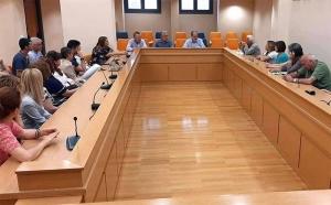 Επίσκεψη στην Τρίπολη & ορισμός ομάδων εργασίας από τον Παναγιώτη Νίκα