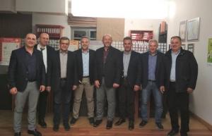 Εκλογή Προέδρου και ανασυγκρότηση Αντιπροέδρων Π.Ε.Σ.Πελοποννήσου
