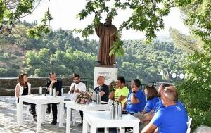 Μία ημέρα εκδηλώσεων στη Βαμβακού Λακωνίας στο πλαίσιο των μηνιαίων ΔΙΑΛΟΓΩΝ του ΙΣΝ