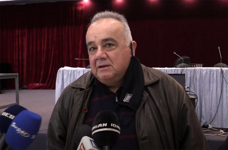 Δημήτρης Βόσνος: Αιδώς Αρκάδες ταγοί !