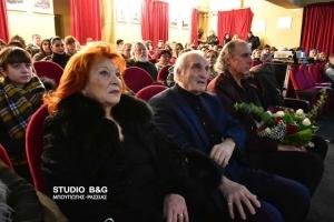 Διέρρηξαν το σπίτι του Νικήτα Τσακίρογλου και της Χρυσούλας Διαβάτη στην Αργολίδα
