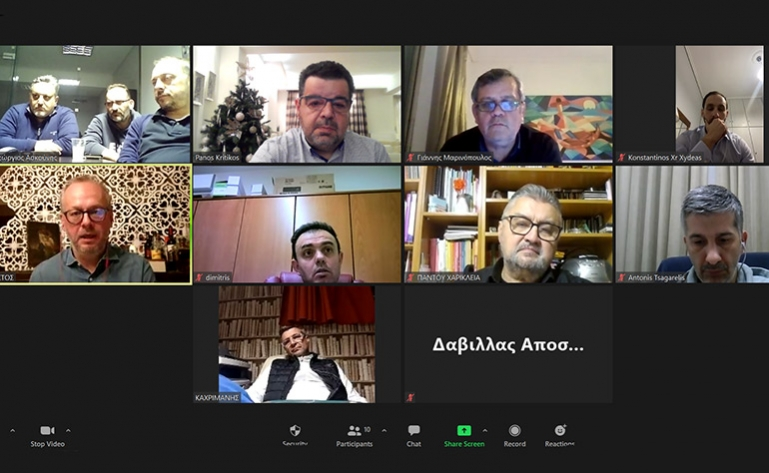Τι συζήτησαν το ΔΣ του 11ου Π.Τ. Πελοποννήσου του ΟΕΕ με τους λογιστικούς συλλόγους της Περιφέρειας Πελοποννήσου