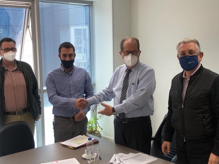 Προγραμματικές Συμβάσεις για τη δημόσια υγεία υπέγραψε ο Περιφερειάρχης
