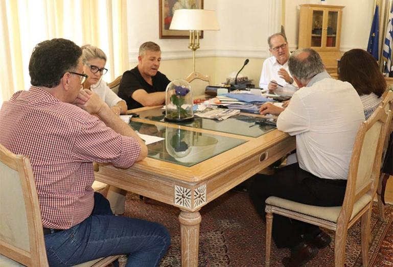 Υπογράφηκε η προγραμματική σύμβαση για το μητρώο γεφυρών της Περιφέρειας Πελοποννήσου