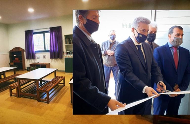 Εγκαινιάστηκε το νέο πολυδύναμο νηπιαγωγείο του δήμου Κορινθίων | Β.Νανόπουλος: Δεν κάναμε παρά το καθήκον μας!
