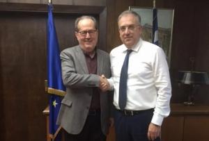 Παραδόθηκε στον υπουργό Εσωτερικών η έκθεση από τον έλεγχο στην Περιφέρεια Πελοποννήσου