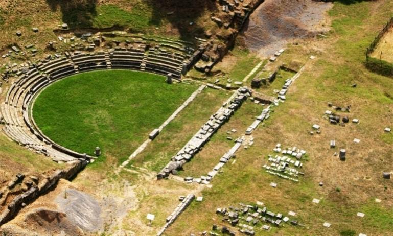 Έγκριση εργασιών στο Αρχαίο Θέατρο Μεγαλόπολης