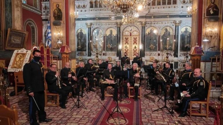 Δήμος Τρίπολης - Πασχαλινές εκδηλώσεις 2021 | Συναυλία Πένθιμων Εμβατηρίων από τη Φιλαρμονική