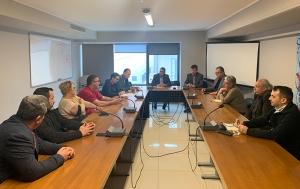 Ευρεία σύσκεψη για τον συντονισμό των εμπλεκόμενων για ανάληψη δράσεων ενημέρωσης και προστασίας από τον κορωνοϊό