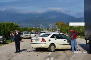 Τροχαίο δυστύχημα με έναν νεκρό στην Αργολίδα (video - pics)