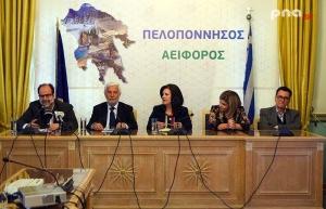 Τατούλης «Πρότυπο για όλη τη χώρα το πρόγραμμα καταπολέμησης των κωνωποειδών της Περιφέρειας Πελοποννήσου» ( video)