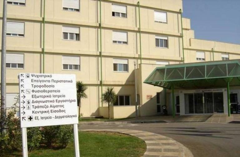 Νέο κρούσμα κορονοϊού επιβεβαιώθηκε σε ασθενή στο Νοσοκομείο Καλαμάτας