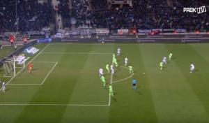 Τα γκολ και οι καλύτερες φάσεις από το ΠΑΟΚ - Αστέρας (video)